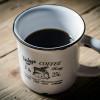 Café e inspección de trabajo