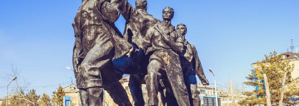 Kazajistán, las puertas de Occidente